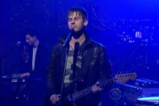 Watch Foster The People On <em>Letterman</em>