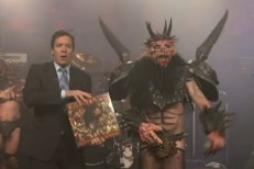 Behold The Awesome Power Of Gwar On <em>Fallon</em>