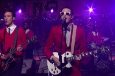 Mayer Hawthorne on Letterman