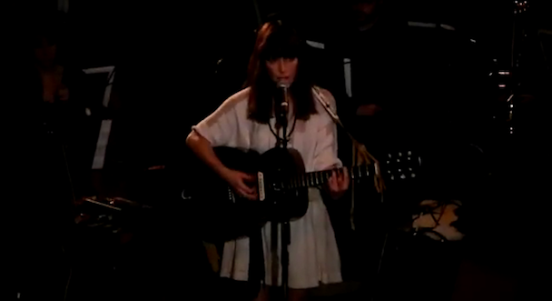 Watch Feist Play Surprise Show In Harlem Church