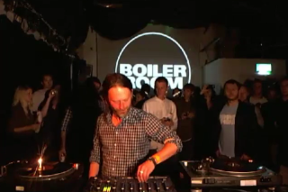 Watch Thom Yorke DJ Boiler Room, Download The Podcast
