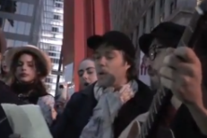 Rufus Wainwright and Sean Lennon Perform