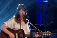 Watch More Of Bon Iver & Feist On 'Jools Holland'