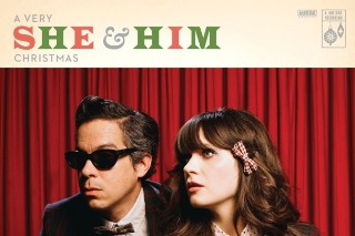 "She & Him – ""The Christmas Waltz"""