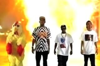 "Tyler, The Creator – ""Bitch Suck Dick"" Video (Feat. Jasper Dolphin & Taco)"