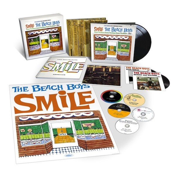 Win Beach Boys' <em>Smile Sessions</em> Box Set