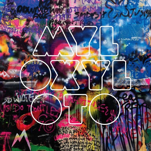 Coldplay 'Mylo Xyloto' Comment Party