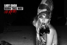 Horrors, Twin Shadow On Lady Gaga Remix LP