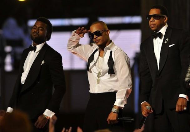 Jay-Z & Kanye West -