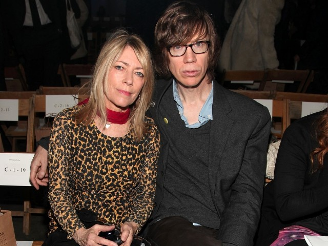 Kim Gordon & Thurston Moore Separate