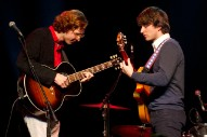 Kings of Convenience, Seth Pettersen and the Undertow @ Music Box, Hollywood 10/26/11
