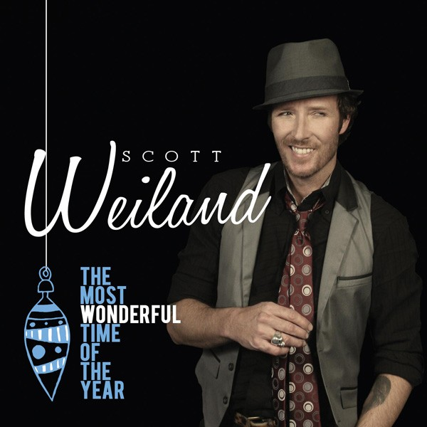 Hear Scott Weiland's Christmas Album 'Be Merry'