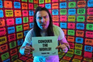 "Andrew W.K. – ""Go Go Go"" Video"
