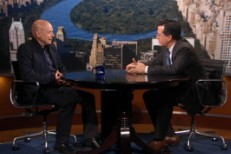 Watch Brian Eno On <em>The Colbert Report</em>
