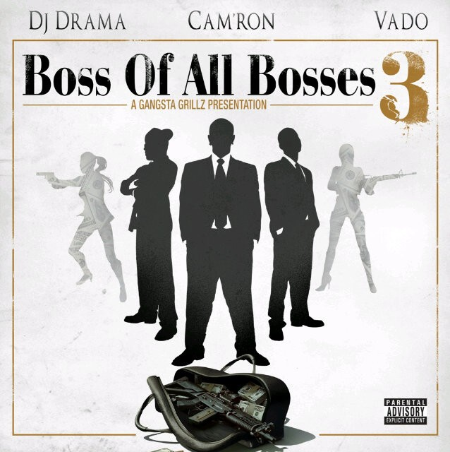Cam'ron And Vado - Boss Of All Bosses 3