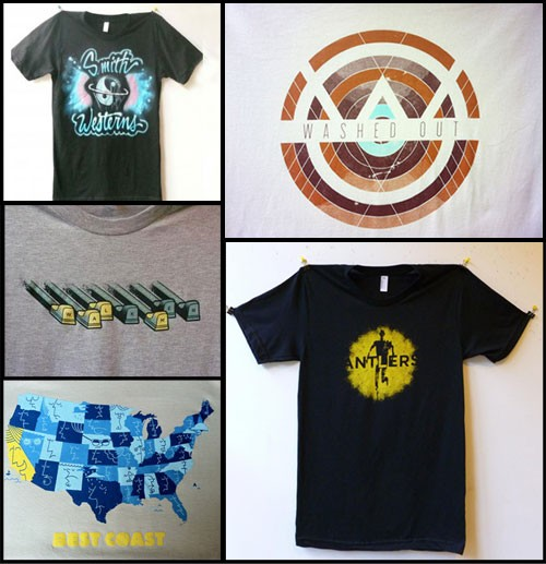 Win T-Shirts From Insound's Delicious Design League Project