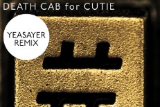 "Death Cab For Cutie - ""Codes And Keys (Yeasayer Remix)"""