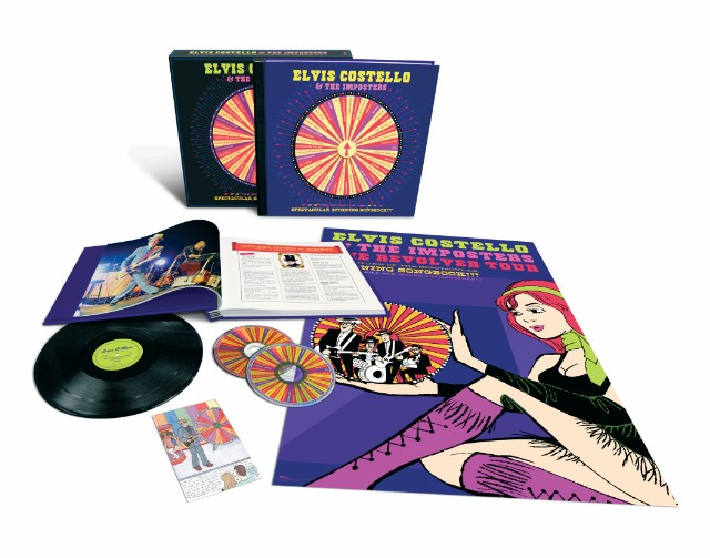 Elvis Costello - Return Of The Spectacular Spinning Songbook