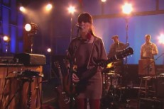 Feist on Kimmel