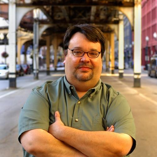 Jim DeRogatis (Photo by Marty Perez)