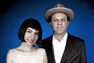 Preview John C. Reilly's Third Man Singles (Feat. Tom Brosseau & Becky Stark)
