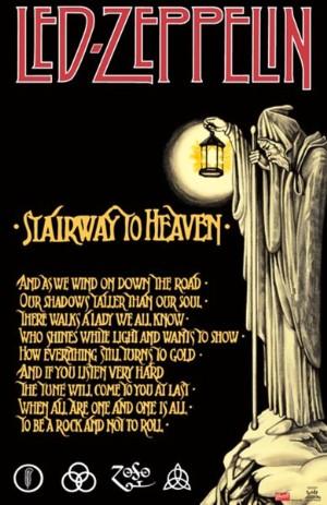 "Led Zeppelin - ""Stairway To Heaven"""