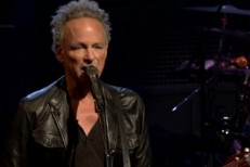 Lindsey Buckingham on Fallon