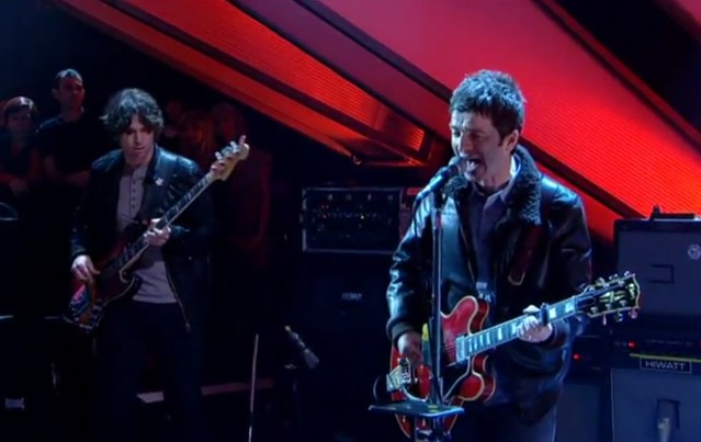 Noel Gallagher on Jools