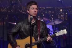 Noel Gallagher on Letterman