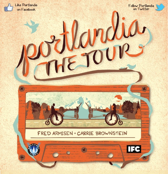 Portlandia Tour