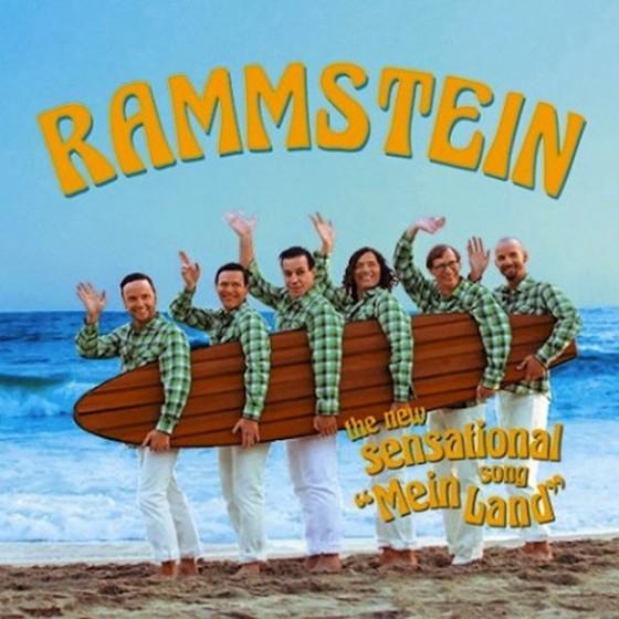 """Rammstein - """"Mein Land"""""""
