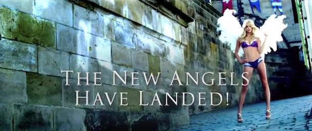 Neon Indian Soundtracks Victoria's Secret Angel Ad