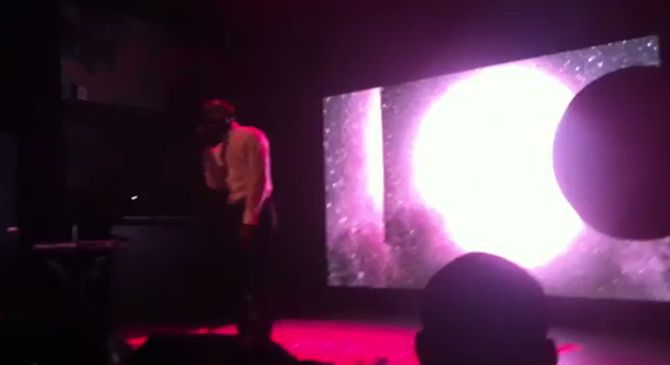 Watch Frank Ocean's Solo Debut