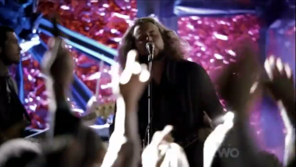 My Morning Jacket Cameo On 'Vampire Diaries,' Which Is A TV Show