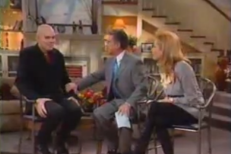 Saying Goodbye To Regis With This Clip Of Billy Corgan