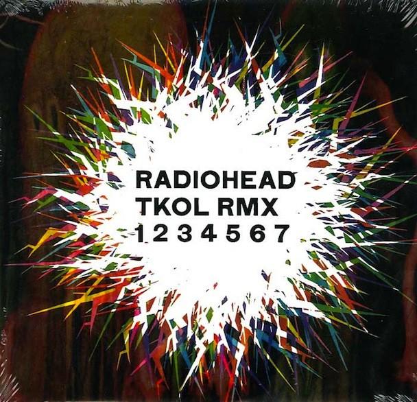 Stream Radiohead's 'TKOL RMX 8'