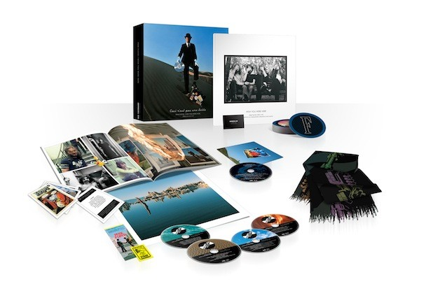 Win Pink Floyd's 'Wish You Were Here' Immersion Box Set
