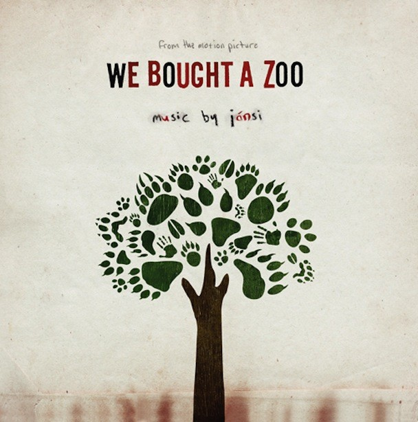 We Bought A Zoo soundtrack