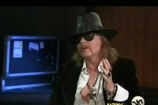 Axl Rose On That Metal Show