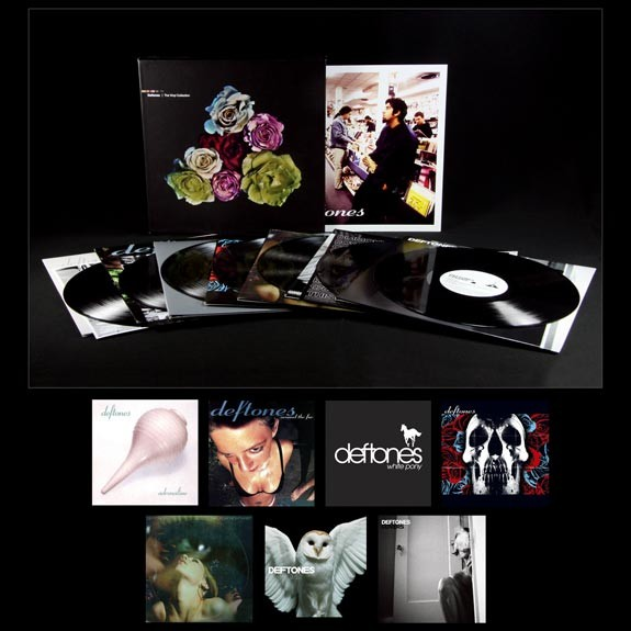 Win A $200 Deftones Limited Edition Vinyl Box Set