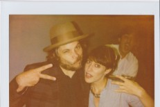 Stereogum Presents Feist's Tour Polaroids