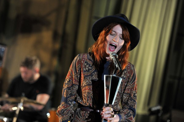 Florence & The Machine @ BBC Live Lounge 11/25/11