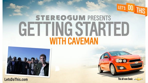 Getting Started: Caveman