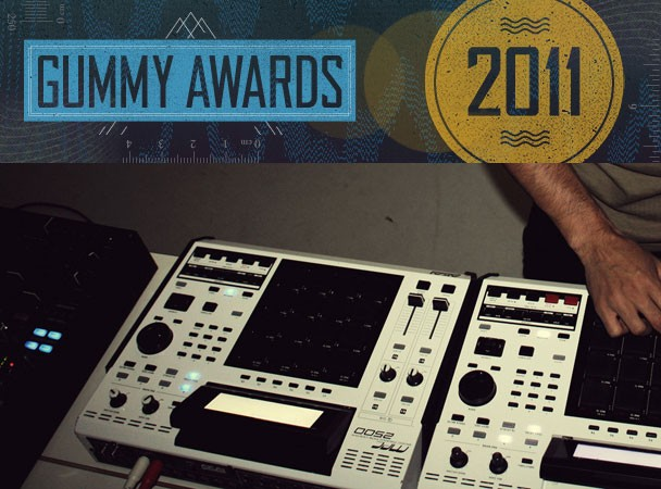 Gummy Awards 2011 - Phase 1 Header