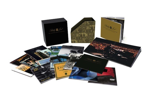 Win A Billy Joel 'Complete Albums Collection' Box Set