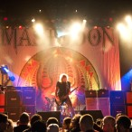 Mastodon, Dillinger Escape Plan, Red Fang @ The Wiltern, Los Angeles 11/1/11