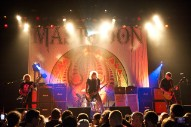Mastodon, Dillinger Escape Plan, Red Fang @ The Wiltern, Los Angeles 11/1/11