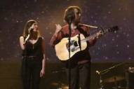 """Robin Pecknold & Alela Diane Cover """"These Days"""""""