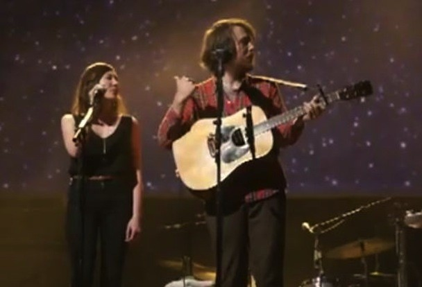 "Robin Pecknold & Alela Diane Cover ""These Days"""