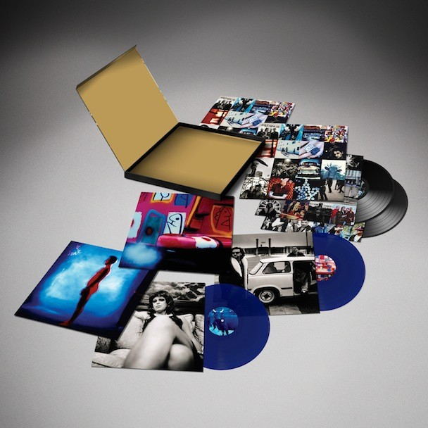 Win A U2 'Achtung Baby' Limited Edition Vinyl Box Set